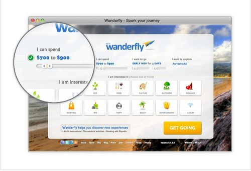 Wanderfly better graphic